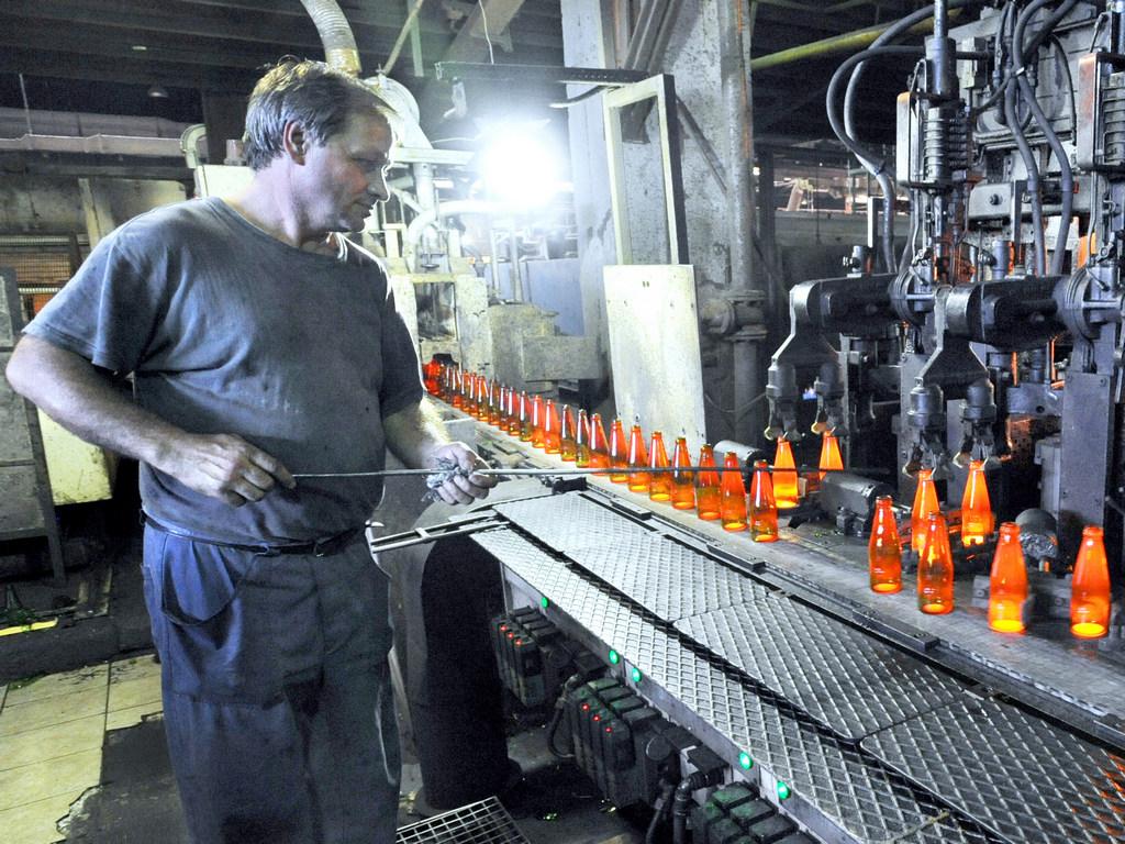 Stečaj Srpske fabrike stakla zbog nesposobnosti plaćanja