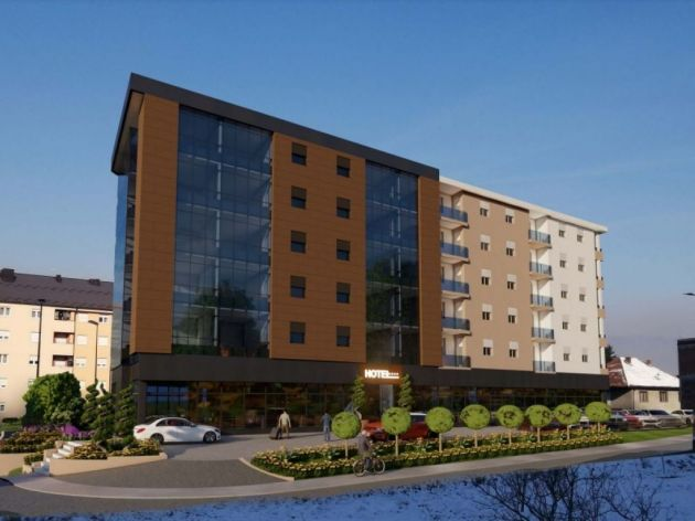 U Bijelom Polju planirana gradnja novog kompleksa sa stambenom zgradom i hotelom - Imaće i wellness centar sa bazenima, tursko kupatilo, kongresnu salu... (FOTO)