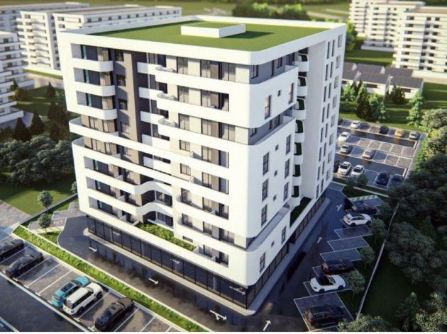 U Baru planirana gradnja stambeno-poslovnog objekta površine preko 8.000 m2 - Imaće 83 stana i 11 poslovnih prostora (FOTO)