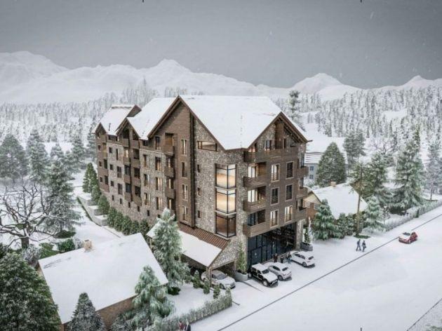 U planu gradnja novog stambenog kompleksa u Kolašinu - Zgrada će imati 36 stanova i poslovne prostore u prizemlju (FOTO)