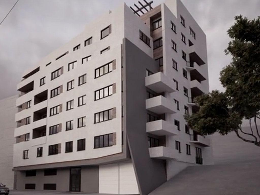 Luksuzni stanovi i poslovni prostor na Skenderiji - Do kraja 2014. planiran završetak radova, investicija vrijedna oko 3 mil EUR (FOTO)