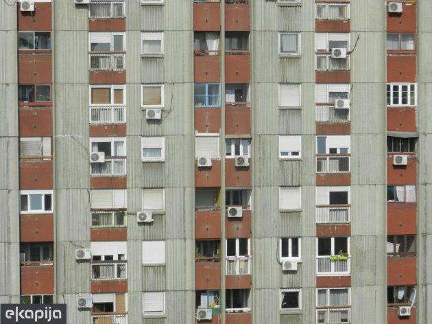 Kvadrat stare gradnje u Beogradu i za 800 EUR