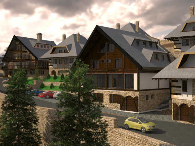 Apartment-houses LEDNICI on Stara Planina