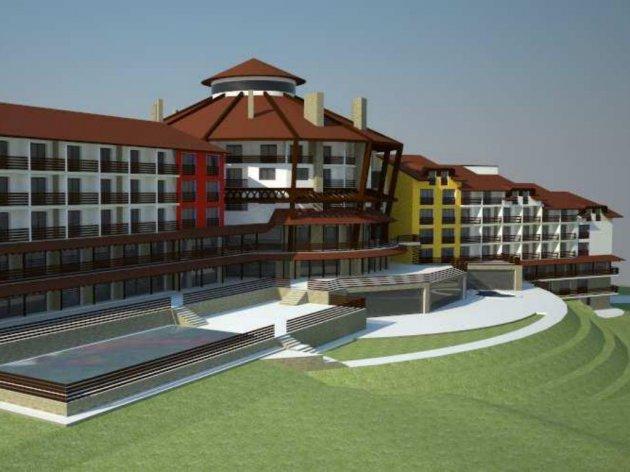 Idejni projekat hotela
