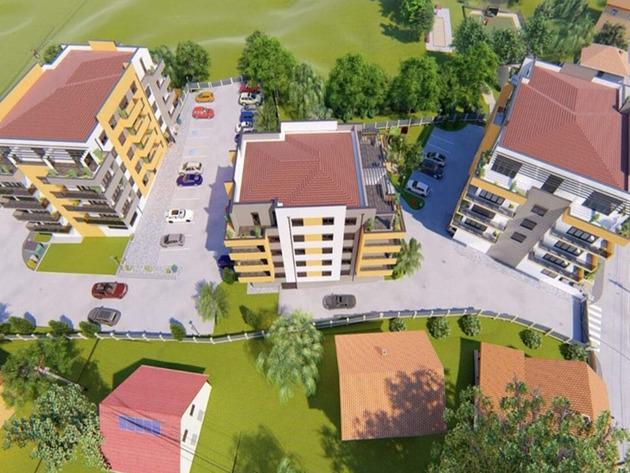 Derventa dobija moderan stambeno-poslovni komleks Stara štamparija - Lokalna firma PromoLux ulaže oko 6 mil KM (FOTO)