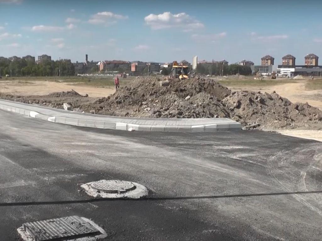 Gradnja na lokaciji Stari aerodrom u Kruševcu, vredna stotine miliona dinara, podiže cenu kvadrata