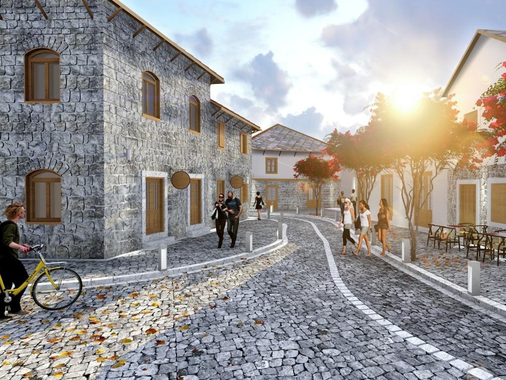 Kako bi u budućnosti mogao da izgleda Stari grad (FOTO)