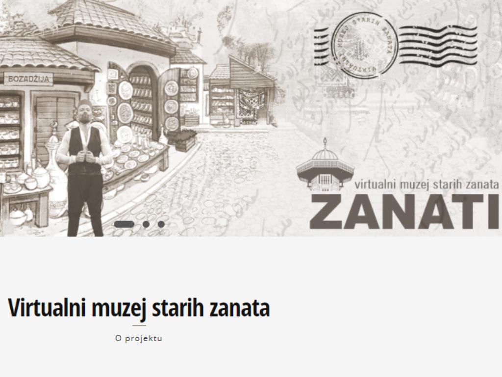 Virtuelni muzej starih zanata obogatio turističku ponudu Sarajeva