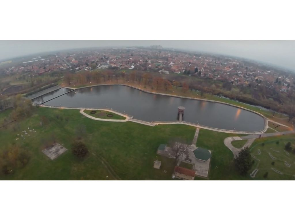 Kikinda i Žombolj uređuju deo izletišta Staro jezero - Ne odustraje se od ideje za  gradnju akva parka i spa centra
