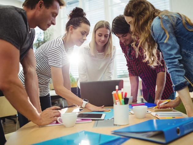 Polaznici StartUp akademije Rise-T: Timski rad recept za uspjeh