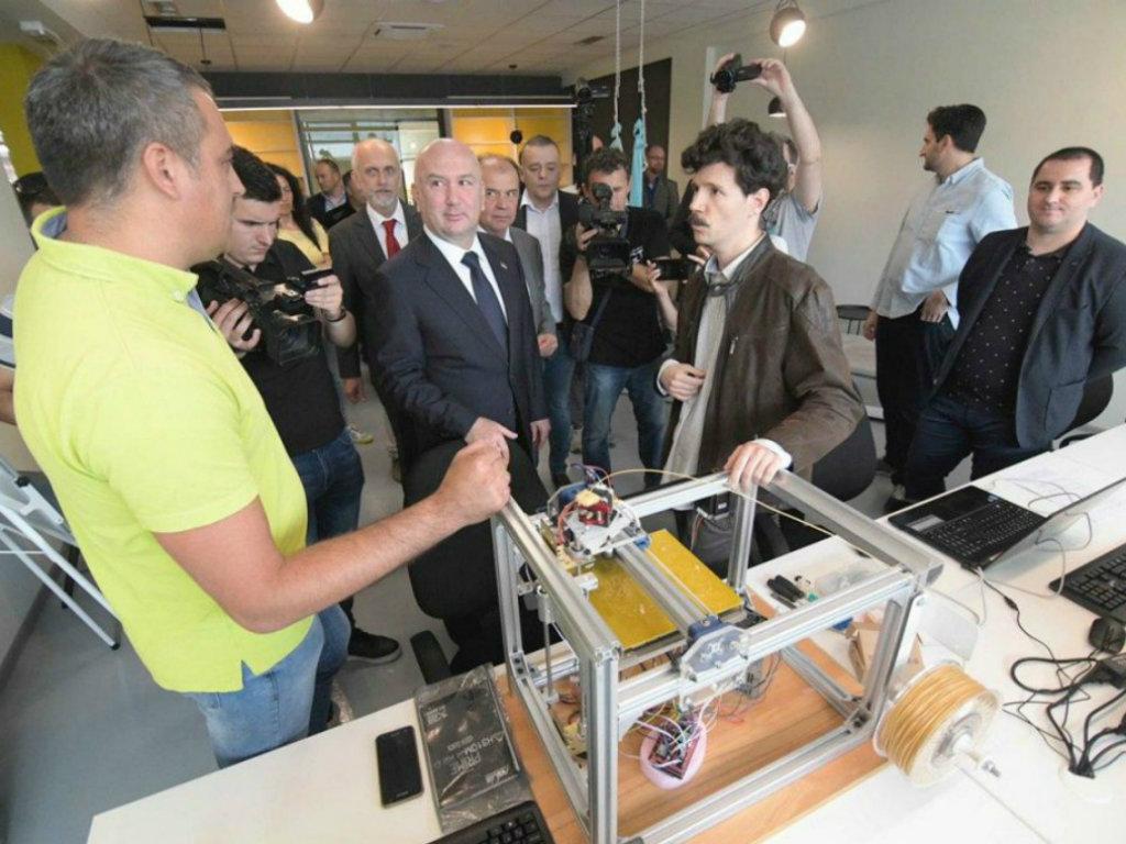 Otvoren Regionalni inovacioni startap centar u Užicu