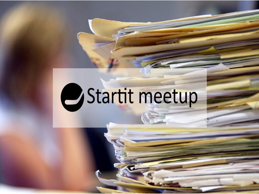 Prvi Startit meetup u Kragujevcu 19. oktobra