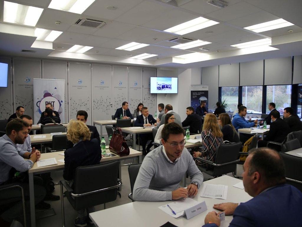 Više od 100 B2B susreta startapa i velikih kompanija na Startup business forumu