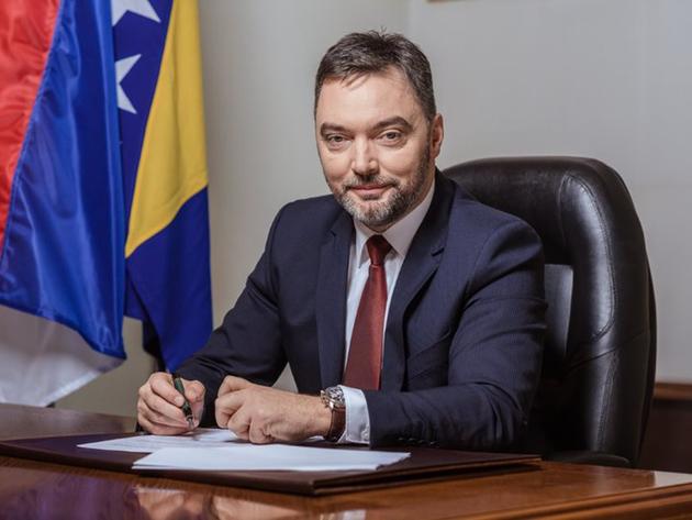 Staša Košarac, ministar vanjske trgovine i ekonomskih odnosa BiH - Do kraja 2021. trebalo bi da imamo zakone o OIE na nivou entiteta