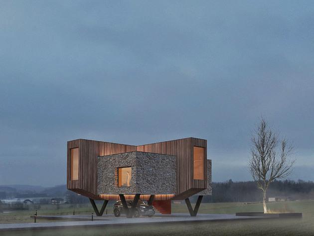 Kako će pandemija uticati na buduće projektovanje prostora - Sarajevski studio Fo4a Arhitekture dobio nagradu za projekat Stay at home (FOTO)