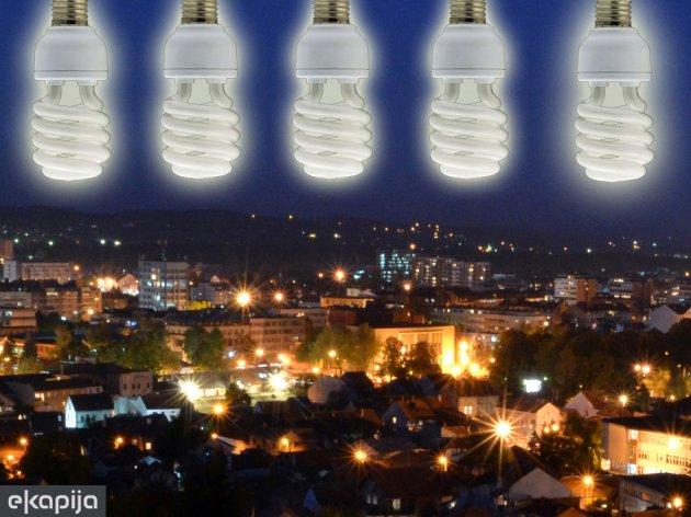 Vlasotince sucht nach privatem Partner für Modernisierungder Staßenbeleuchtung