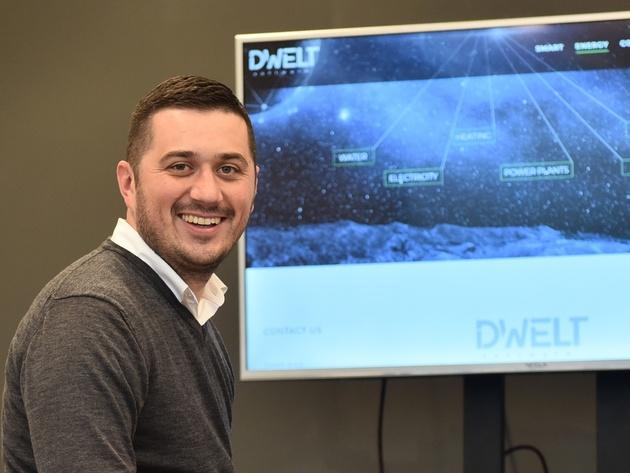 Stefan Krneta, direktor kompanije Dwelt - Platfroma X je dokazan softver u energetskom sektoru