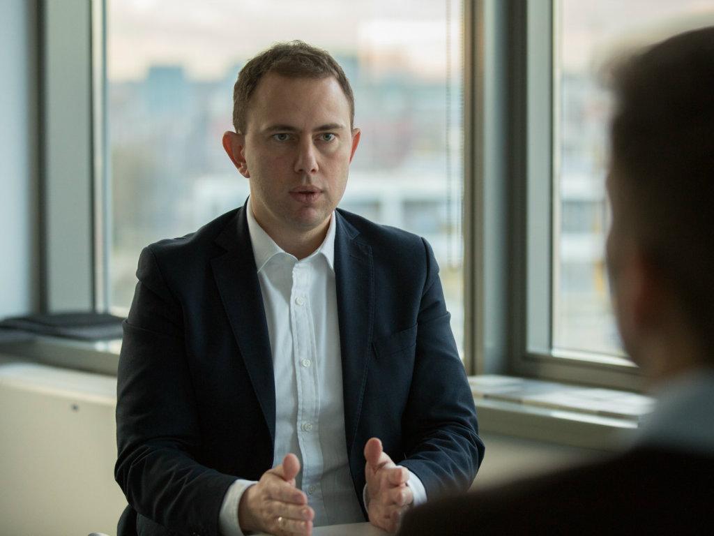 Stefan Lazarević, generalni direktor NCR Srbija - Domaće kompanije gradiće kampus u Bloku 42