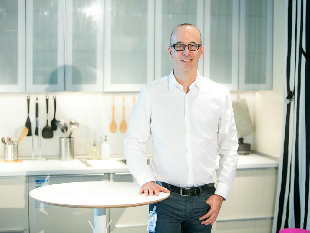 Stefan Vanoverbeke, generalni direktor IKEA Jugoistočna Evropa - Radoznalost pokreće svet