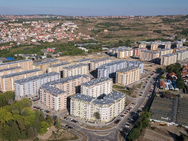 590 apartments in Stepa Stepanovic complex still vacant