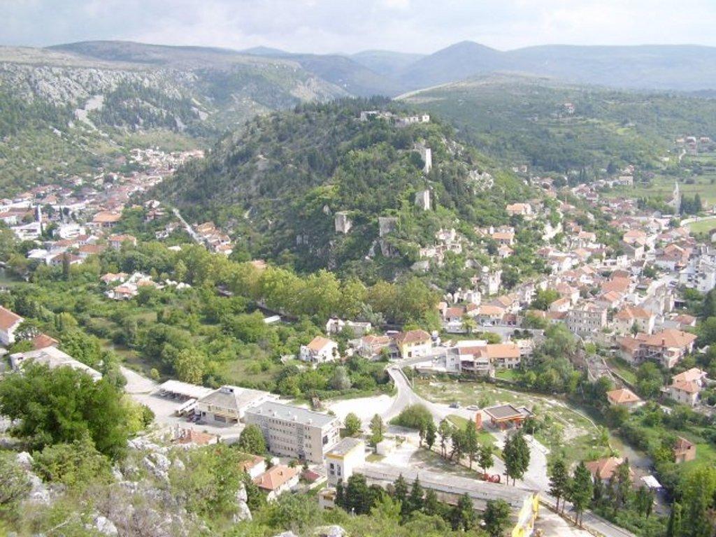 Proširenje turističke ponude Stoca kroz projekat Via Dinarica - Uređena biciklistička ruta i izgrađen vidikovac