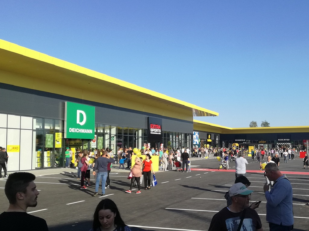 Fifth Stop Shop retail park opens in Serbia – Investment worth over EUR 10 million