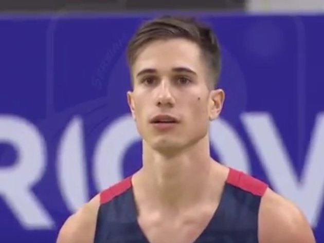 Strahinja Jovančević, atletičar - Sprinter i skakač