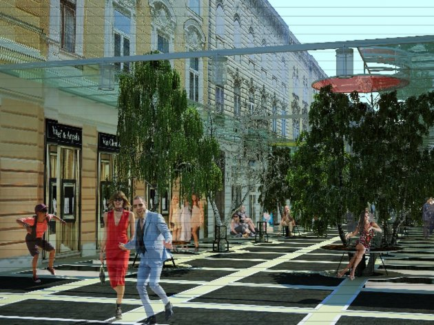 Obnova Štrosmajerove ulice u Sarajevu i dalje na čekanju - Za radove potrebno 2 mil KM