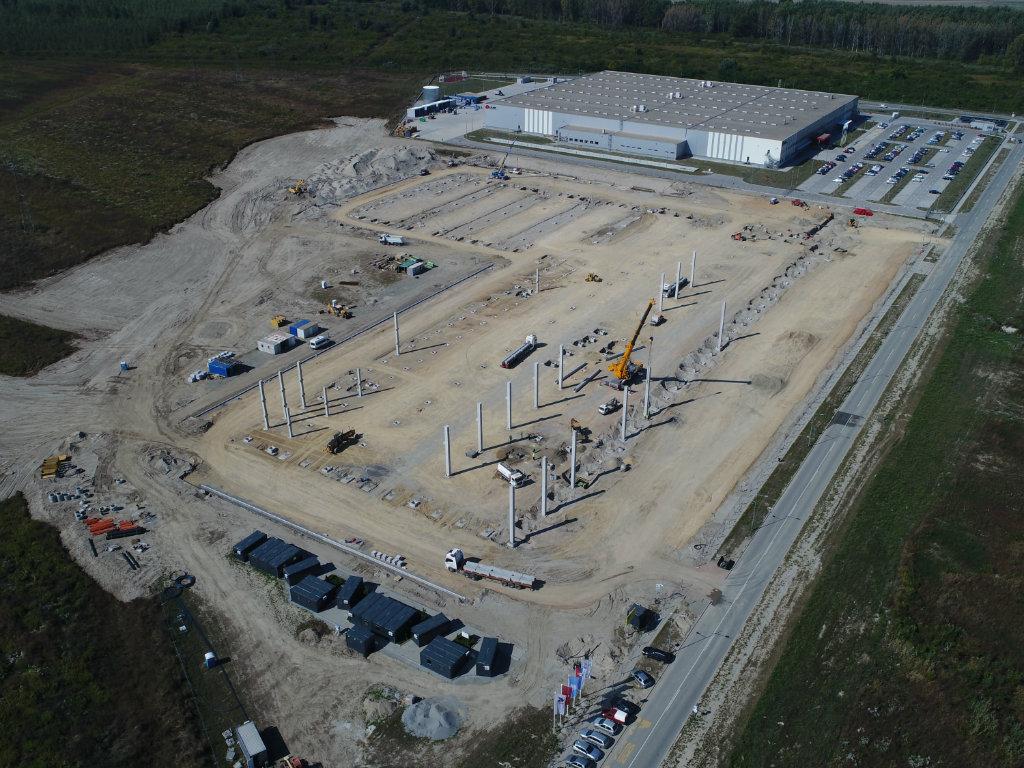 CTP Invest gradi fabriku automobilske industrije i u Novom Sadu - Otvaranje planirano na proljeće 2020.