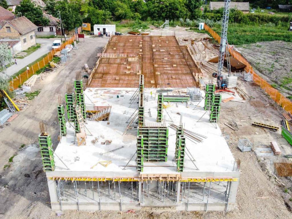 U Subotici u toku izgradnja 44 stana za izbegla lica