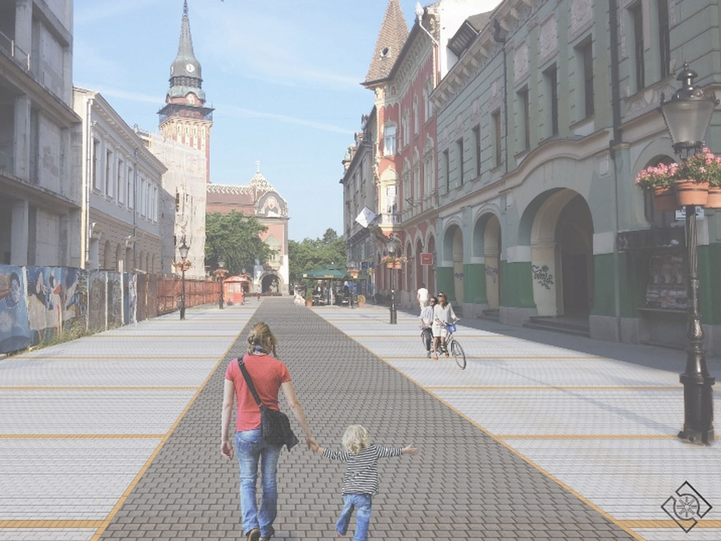 Novo ruho najsevernijeg grada u Srbiji - Pogledajte kako će izgledati centar Subotice (FOTO)
