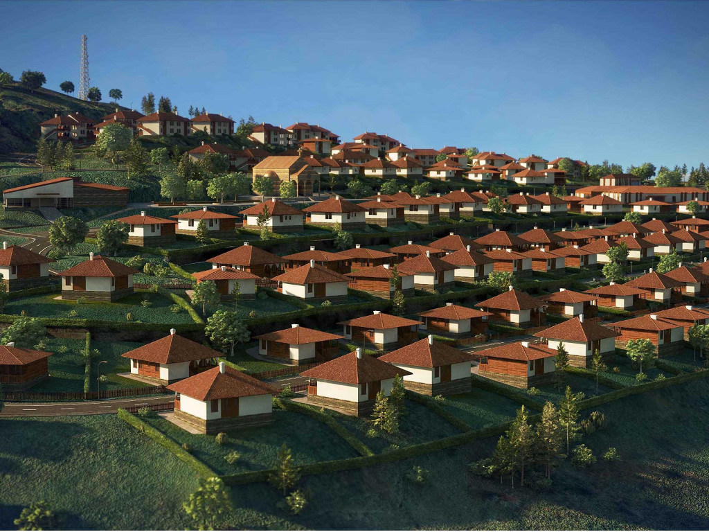 A settlement of over 15 ha to be raised – See what the Sun Valley in Kosovo will look like (PHOTO)