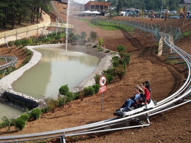 Zabavni park Sunnyland na Zlatištu