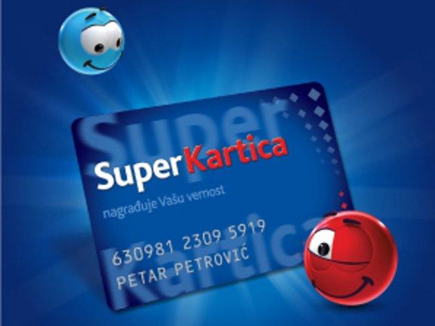 Super Kartica