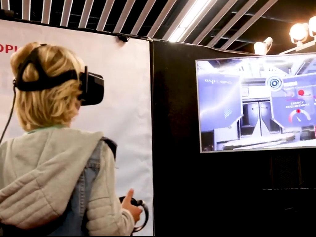 Sustain a city - VR igra koja oživljava održive gradove