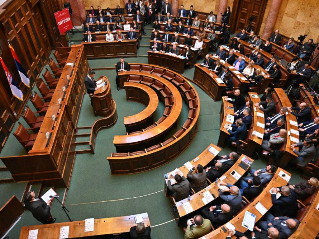 Konferencija The Economist: Svet u 2019 - Dijalog vlade, privrede i diplomata o izazovima sutrašnjice