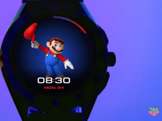TAG Heuer napravio sat inspirisan Super Mariom