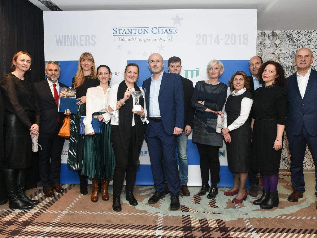 Talent Management nagrada dodeljena šesti put