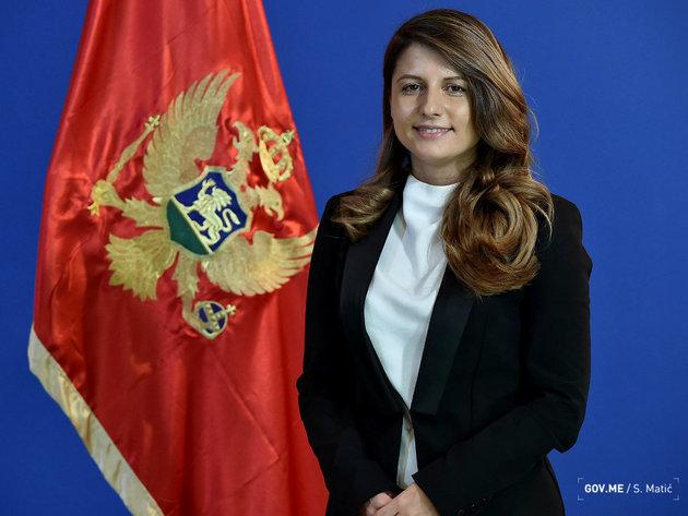 Tamara Srzentić, ministarka javne uprave, digitalnog društva i medija - Želja nam je da se javna uprava otvori ka crnogorskoj ICT zajednici