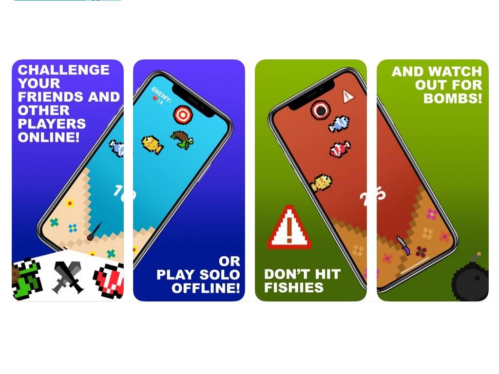 Srednjoškolac Bilal Drndo napravio igricu Target Hit!, dostupna na Apple Store