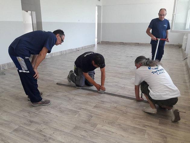 Fondacija Novak Đoković i kompanija Tarkett - Zajednička akcija za izgradnju vrtića u Mačvanskom Prnjavoru