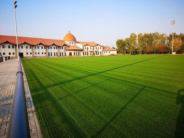 Trening centar FK Topola u Bačkoj Topoli