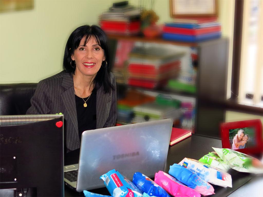 Tatjana Vujović, vlasnica i direktorka Markus Co - Vaš posao opredeljuje vaš život