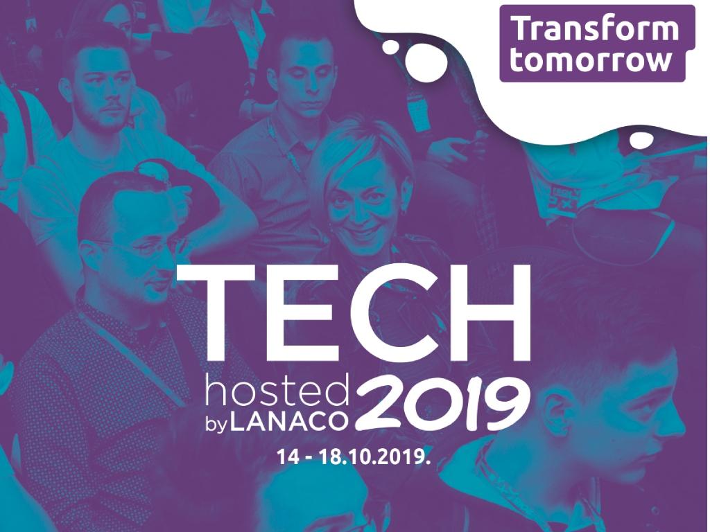 Šta donosi Transform Tomorrow - Ovo su teme pete konferencije Tech Hosted by Lanaco