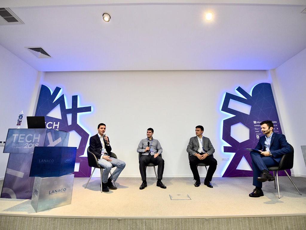 Most ka digitalnoj transformaciji - Konferencija Tech Hosted by Lanaco okupila stručnjake i kompanije iz regiona