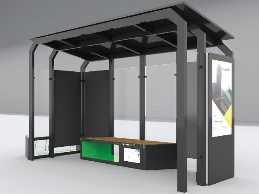 Kreće montaža pametnog autobuskog stajališta u banjalučkom naselju Lazarevo 1 - Potpisan ugovor sa firmom Telemax