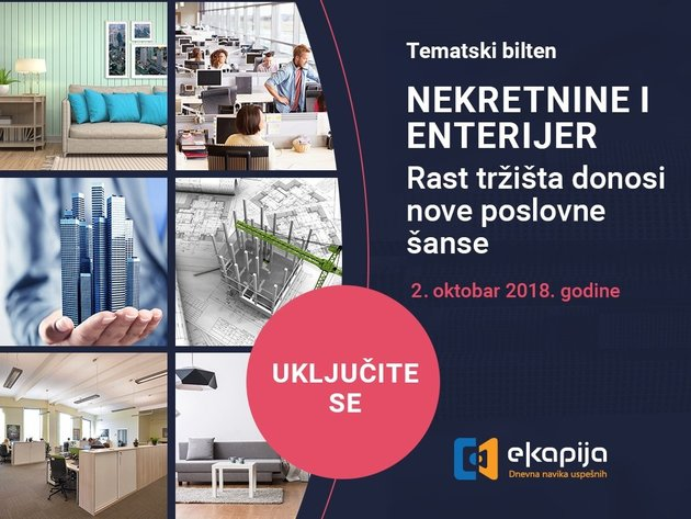 Real Estate And Interior Design   Market Growth Brings New Business  Opportunities U2013 New Special Edition Newsletter On October 2 At EKapija