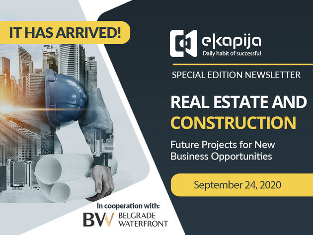 Future Projects for New Business Opportunities – We Present eKapija's Special Edition Newsletter