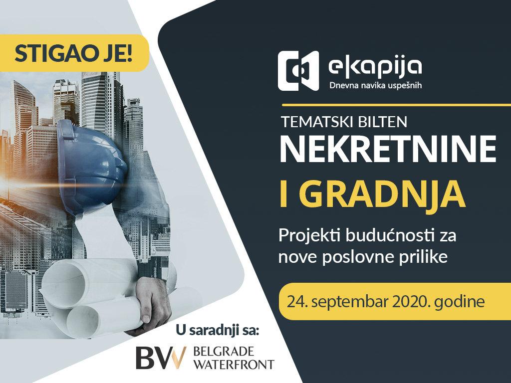 Projekti budućnosti za nove poslovne prilike - Predstavljamo vam novi Tematski bilten eKapije