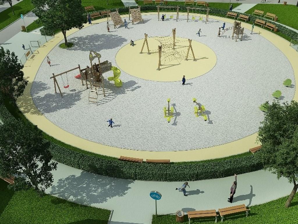 Predstavljeni projekti dječijih tematskih parkova na sarajevskoj Malti